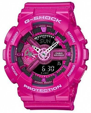 Zegarek Casio, GMA-S110MP-4A3ER, G-SHOCK